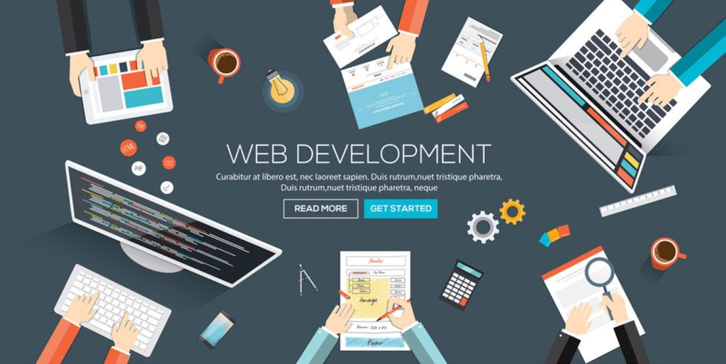 web design and development company in dubai